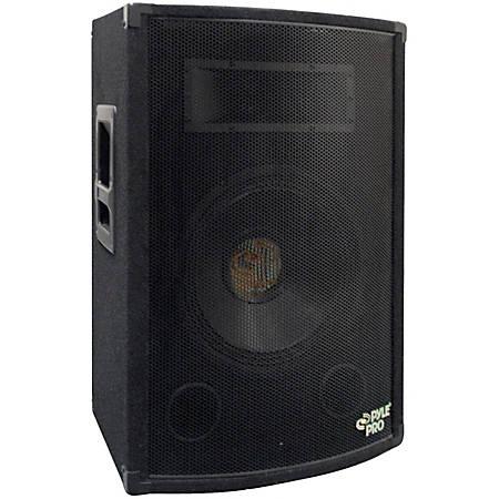Pyle PylePro PADH879 150 W RMS - 300 W PMPO Indoor Speaker - 2-way - Black