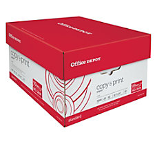 Office Depot Brand Copy Print Paper