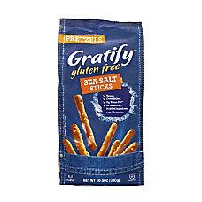Gratify Gluten Free Sea Salt Pretzel