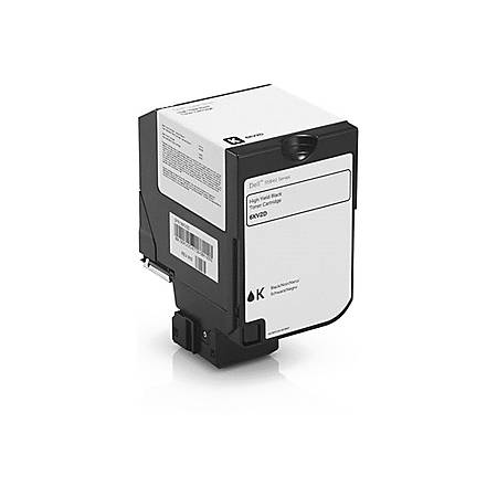 Dell Toner Cartridge - Black - Laser - High Yield - 20000 Pages - 1 / Pack