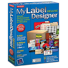 MyLabel Designer Deluxe 90 Download Version