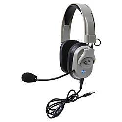 Califone Washable Headphone WVol Control 35mm