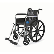 Medline Excel 2000 Wheelchair 18 Seat