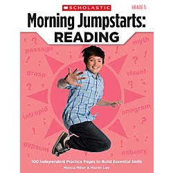 Scholastic Teacher Resources Morning Jumpstarts Reading