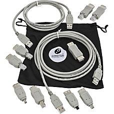 ReTrak 6 Universal USB 20 Cable