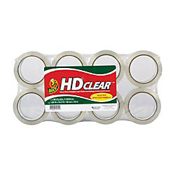 Duck Heavy Duty Packaging Tape 3