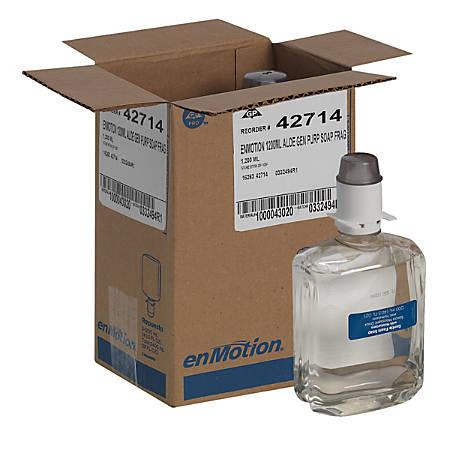 enMotion® by GP PRO Gen2 Moisturizing Foam Soap Dispenser Refill, 1,200 mL, Case Of 2