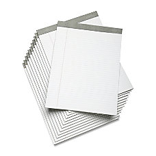 SKILCRAFT Linen Top Writing Pads 8