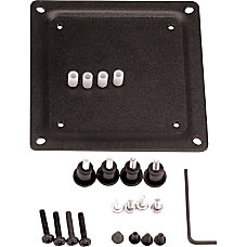 Ergotron Conversion Plate Kit Black