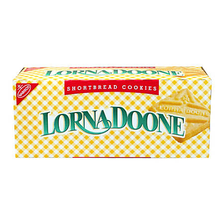 Lorna Doone Shortbread Cookies, 1 Oz, 4 Cookies Per Pack, Box Of 120 Packs