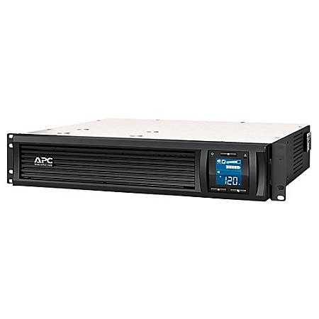 APC by Schneider Electric Smart-UPS C 1500VA 2U LCD 120V