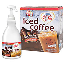 Nestle reg Coffee Mate Cafe Mocha