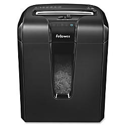 Fellowes Powershred 63Cb 10 Sheet Cross
