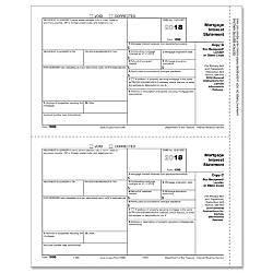 ComplyRight 1098 InkjetLaser Tax Forms RecipientLender