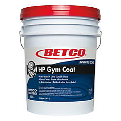 Betco HP Gym Coat With Catalyst