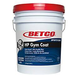 Betco HP Gym Coat With Catalyst