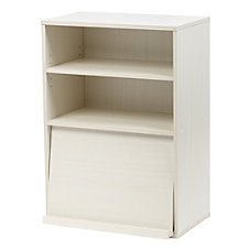IRIS 33 H Open Wood Shelf