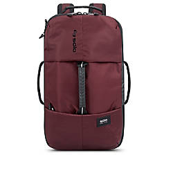 Solo All Star Hybrid Backpack Burgundy