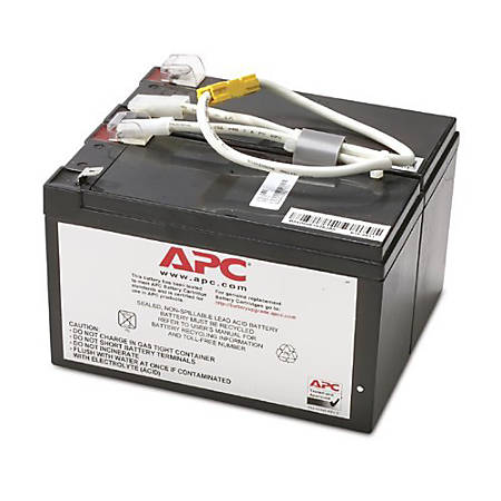 APC APCRBC109 Replacement UPS Battery Cartridge, Number 109