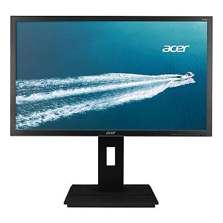 """Acer® B6 24"""" LCD Monitor, B246HLYMDPR"""