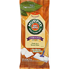Murphys Oil Soft Wipes Pack Of