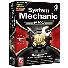 Iolo System Mechanic Pro For Unlimited
