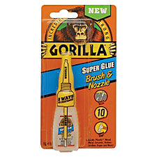 Gorilla Super Glue Brush Nozzle 035