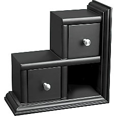 Victor Midnight Black Collection Reversible Bookend