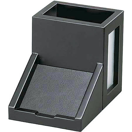 Victor® Midnight Black Collection Pencil Cup