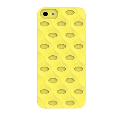 iLuv® La Pedrer Hardshell Case For Apple® iPhone® 5c, Yellow