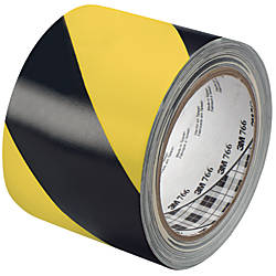 3M 766 Striped Vinyl Tape 3