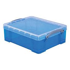 Really Useful Boxes Plastic Storage Box
