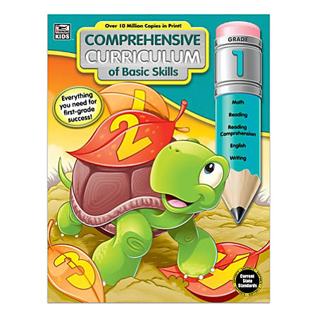 Thinking Kids® Comprehensive Curriculum Of Basic Skills, Grade 1