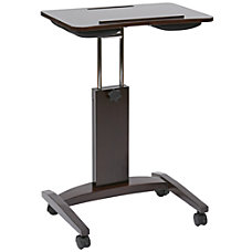 Office Star Laptop Cart 38 H