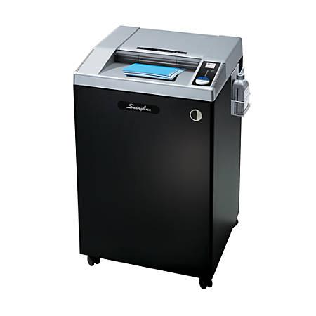 Swingline® GBC® TAA Compliant CS50-59 50-Sheet Strip-Cut Shredder