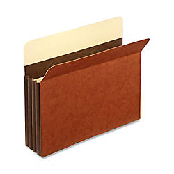 Pendaflex File Pockets Heavy Duty Letter