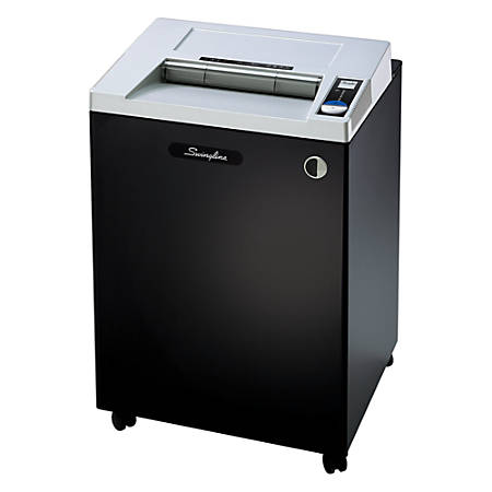 Swingline® GBC® TAA Compliant CS25-44 11-Sheet Strip-Cut Shredder