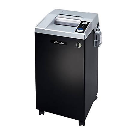 Swingline® GBC® TAA Compliant CHS10-30 10-Sheet High-Security Shredder