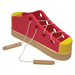 ChenilleKraft Large Shoe Skill Learning Comprehension