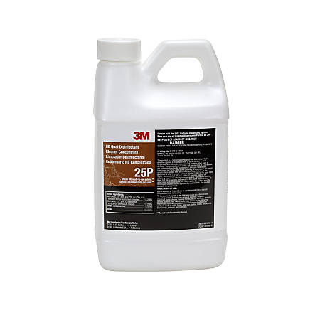 3M™ HB Quat Disinfectant Cleaner Concentrate, 64.2 Oz
