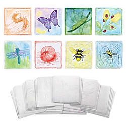 Creativity Street 6 Embossed Paper Insects