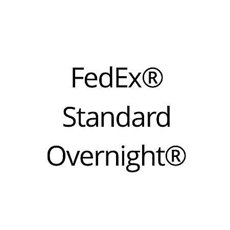 FedEx® Standard Overnight® Shipping