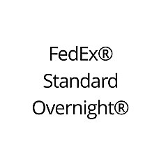 FedEx Standard Overnight Shipping