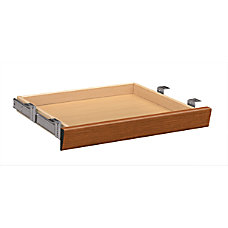 HON Center Drawer Bourbon Cherry