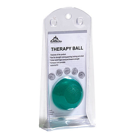 Black Mountain Products Hand Therapy Ball, Green