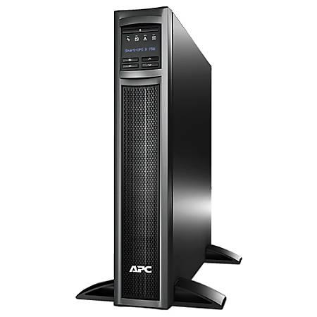 APC Smart-UPS X 750 VA Tower/Rack Mountable UPS - 750VA/600W - 14.2 Minute Full Load - 8 x NEMA 5-15R