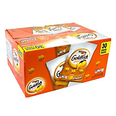 Pepperidge Farms Goldfish Baked Snack Cracker