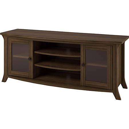 "Ameriwood™ Home Oakridge TV Stand Flat-Panel TVs Up To 60"", Homestead Oak"
