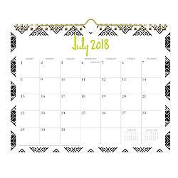 Nicole Miller Monthly Wall Calendar 8