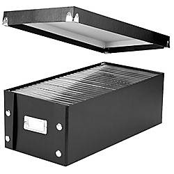 Snap N Store CDDVD Storage Box